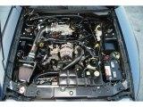 2002 Ford Mustang GT Convertible 4.6 Liter SOHC 16-Valve V8 Engine