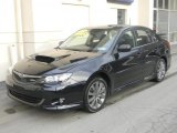 2009 Subaru Impreza WRX Sedan Data, Info and Specs