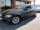 2008 Black Sapphire Metallic BMW 3 Series 328xi Sedan #45394712