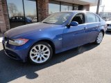2008 Montego Blue Metallic BMW 3 Series 328xi Sedan #45394720