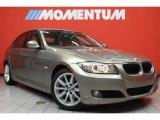 2010 Platinum Bronze Metallic BMW 3 Series 328i Sedan #45450139