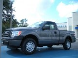 2011 Sterling Grey Metallic Ford F150 XL Regular Cab #45449398