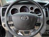 2010 Toyota Tundra TSS CrewMax Steering Wheel