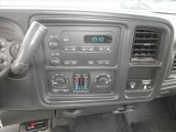 2003 Chevrolet Silverado 3500 Regular Cab 4x4 Chassis Dump Truck Controls