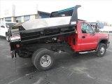 2003 Chevrolet Silverado 3500 Victory Red