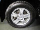 2008 Toyota Tundra SR5 CrewMax 4x4 Wheel