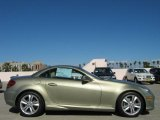 2011 Mercedes-Benz SLK Hampton Sand Metallic