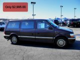 Chrysler Town & Country 1993 Data, Info and Specs