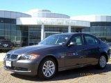 2006 Sparkling Graphite Metallic BMW 3 Series 325i Sedan #4544446