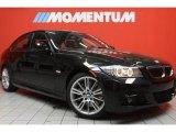 2011 Black Sapphire Metallic BMW 3 Series 335i Sedan #45395363