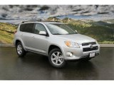 2011 Classic Silver Metallic Toyota RAV4 V6 Limited 4WD #45496266