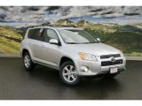2011 Classic Silver Metallic Toyota RAV4 V6 Limited 4WD #45496269