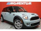 2011 Ice Blue Mini Cooper S Clubman #45395368