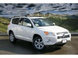 2011 Super White Toyota RAV4 V6 Limited 4WD #45496274