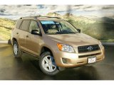 2011 Sandy Beach Metallic Toyota RAV4 I4 4WD #45496276