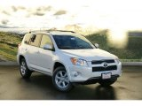 2011 Super White Toyota RAV4 Limited 4WD #45496277