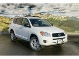 2011 Super White Toyota RAV4 I4 4WD #45496280