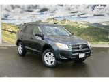2011 Black Forest Metallic Toyota RAV4 I4 4WD #45496281