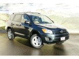 2011 Black Forest Metallic Toyota RAV4 I4 4WD #45496283