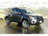 2011 Magnetic Gray Metallic Toyota RAV4 Sport 4WD #45496284