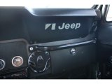 Jeep CJ7 Badges and Logos