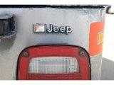 Jeep CJ7 Badges and Logos