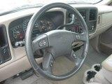 2004 Chevrolet Silverado 1500 LS Regular Cab Steering Wheel