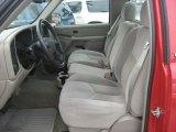 2004 Chevrolet Silverado 1500 LS Regular Cab Tan Interior