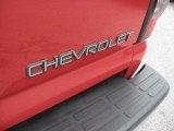 2004 Chevrolet Silverado 1500 LS Regular Cab Marks and Logos