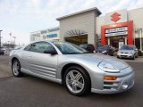 2003 Sterling Silver Metallic Mitsubishi Eclipse GT Coupe #45449605