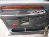 2003 Dodge Ram 1500 Laramie Quad Cab 4x4 Door Panel