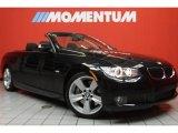 2009 Black Sapphire Metallic BMW 3 Series 335i Convertible #45395376