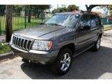 2002 Graphite Metallic Jeep Grand Cherokee Overland 4x4 #45449643