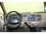 1999 Ford F350 Super Duty XLT Crew Cab Dually Dashboard