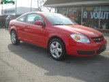 2007 Victory Red Chevrolet Cobalt LT Coupe #45449658