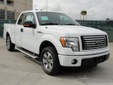 2011 Oxford White Ford F150 XLT SuperCab #45449675