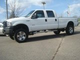 2007 Ford F350 Super Duty XL Crew Cab 4x4 Data, Info and Specs
