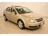 2007 Sandstone Metallic Chevrolet Cobalt LT Sedan #45395624