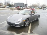 2010 Porsche 911 Meteor Grey Metallic