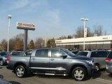 2010 Slate Gray Metallic Toyota Tundra Limited CrewMax 4x4 #45449699