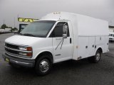 2001 Chevrolet Express Cutaway 3500 Commercial Utility Van Data, Info and Specs