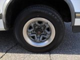 GMC Sonoma 1993 Wheels and Tires