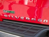 2011 Chevrolet Silverado 1500 LT Regular Cab 4x4 Marks and Logos