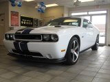 2011 Bright White Dodge Challenger SRT8 392 Inaugural Edition #45498170