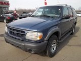 2001 Deep Wedgewood Blue Metallic Ford Explorer XLS 4x4 #45450229