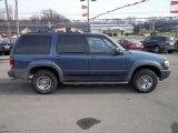 2001 Ford Explorer Deep Wedgewood Blue Metallic