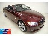 2008 Barbera Red Metallic BMW 3 Series 335i Convertible #45497578