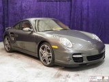 2008 Meteor Grey Metallic Porsche 911 Turbo Coupe #45497587