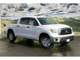 2011 Super White Toyota Tundra SR5 CrewMax 4x4 #45559745