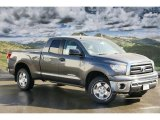 2011 Magnetic Gray Metallic Toyota Tundra TRD Double Cab 4x4 #45559747